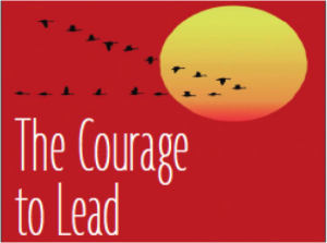 courage to lead cover